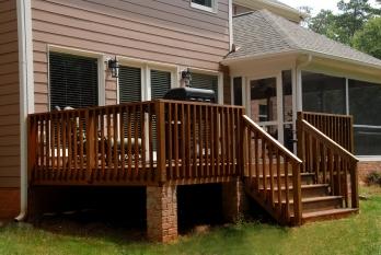 deck builder winston-salem