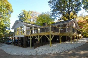 deck contractor in winston-salem