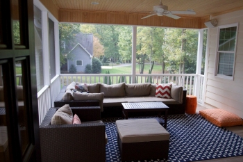 sunroom and deck contractor in winston-salem nc