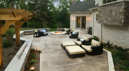 Outdoor Space Renovation