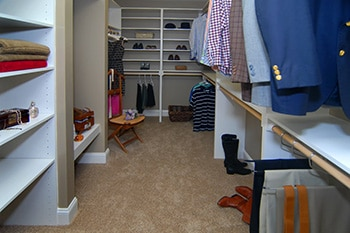 walk-in closet contractor winston-salem nc
