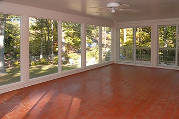 sunroom remodeling contractor winston-salem