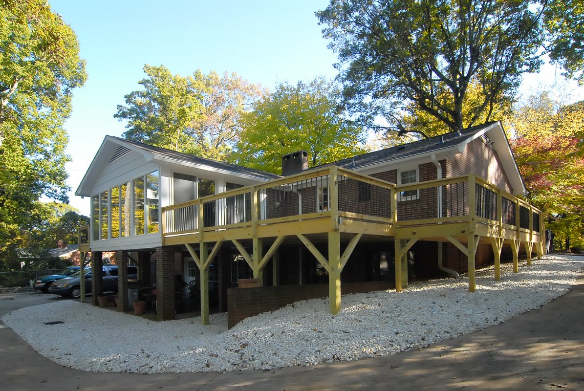 Deck Building Contractor Winston Salem-NC