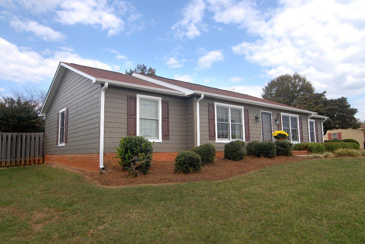Home Remodeling Project Winston-Salem