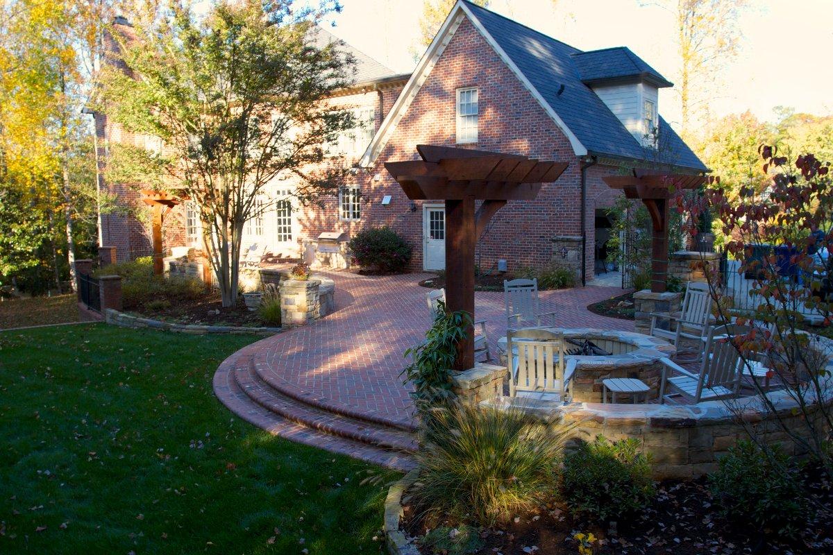 Outdoor Patio Remodeling Winston-Salem Nc
